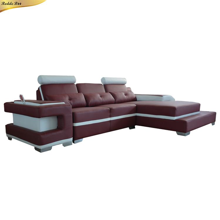 安い家具、木製家具リビングルームのためのボックスソファ