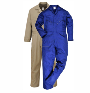 Khaki/Navy blue coverall Boilersuit Workwear