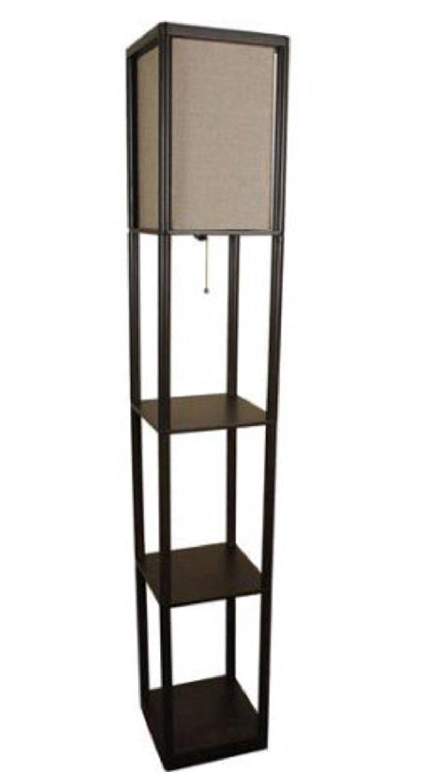 Buy Mainstays Metal Floor Lamp Brown In Cheap Price On Alibaba Com