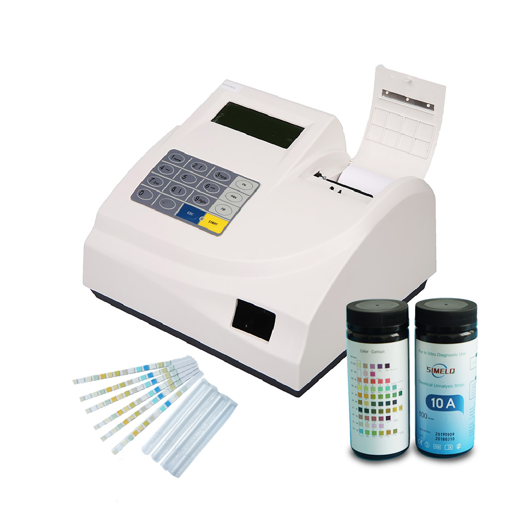 Medical Semi-Automatic Portable Micro Albumin Chemistry Urine Analyzer