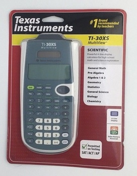 Texas Instruments Ti-30xs Multiview Scientific Calculator 16-digit Lcd -  Buy Almond Nut Product on Alibaba com