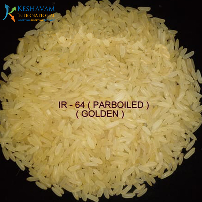 Indian Parboiled Long Grain Rice Type 5% Broken Supplier and Exporter