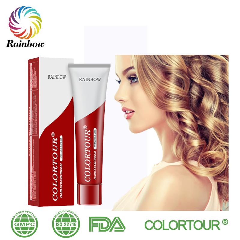 100ml Boxed Hair Color Brands Colortour Auburn Red Hair Color Best