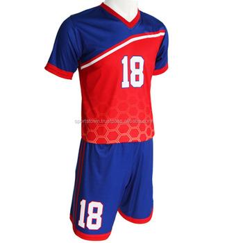 a93d111bd New Youth Team Soccer Uniforms Sets Sublimated Soccer Uniform Cheap Kids Brazil  Soccer Jerseys