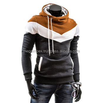 8061d969724ac9 Fashion Hoodies - Fashion Pullover Crop Top Hoodies men Plain Slim Fit  Hoodies Wholesale