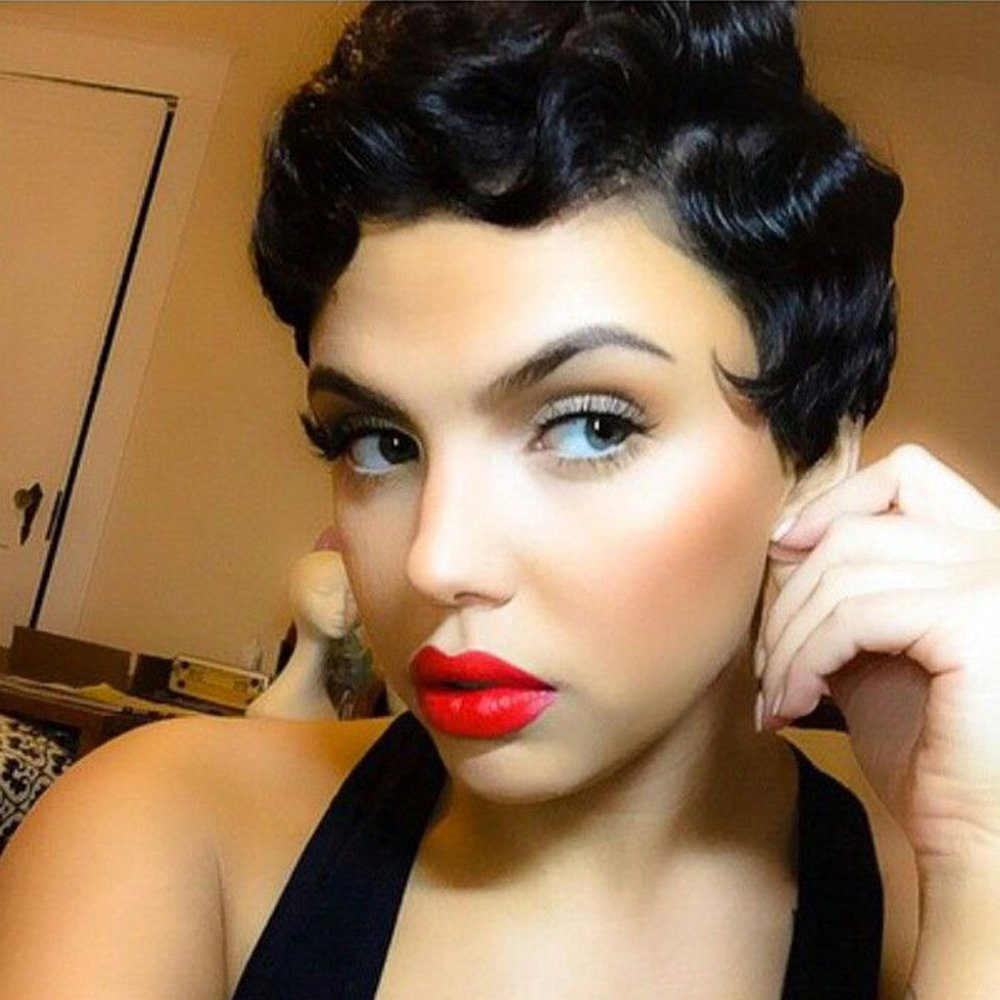 Cheap Short Curly Hair Female Find Short Curly Hair Female Deals On Line At Alibaba Com