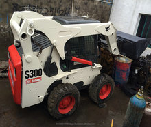 Usato <span class=keywords><strong>Bobcat</strong></span> Skid steer <span class=keywords><strong>Loader</strong></span> S300 S150 S160 S130 Per La Vendita, USA Mini Skid <span class=keywords><strong>Loader</strong></span>