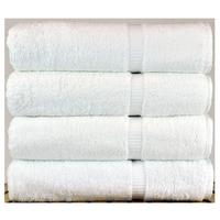 100% Cotton Luxury Egyptian Terry Bath Towels For Hotel