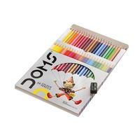 Doms Colored Pencils Soft Core Color Kids Pencils Set