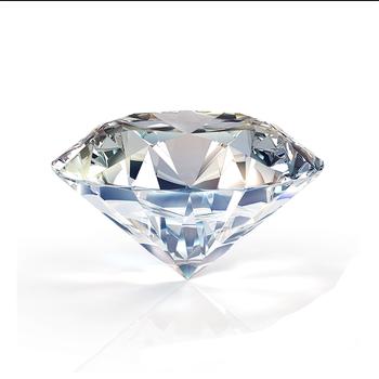 Hpht 1.5 Carat Sintetis Diamond Cut - Buy Potong Kasar Berlian,Datar  Berlian,Tunggal Memotong Berlian Product on Alibaba.com