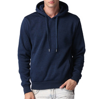 Men Casual Hoddies Pullover Simple Warm Coat Joker Tracksuits For Male Solid Color Four Colors.