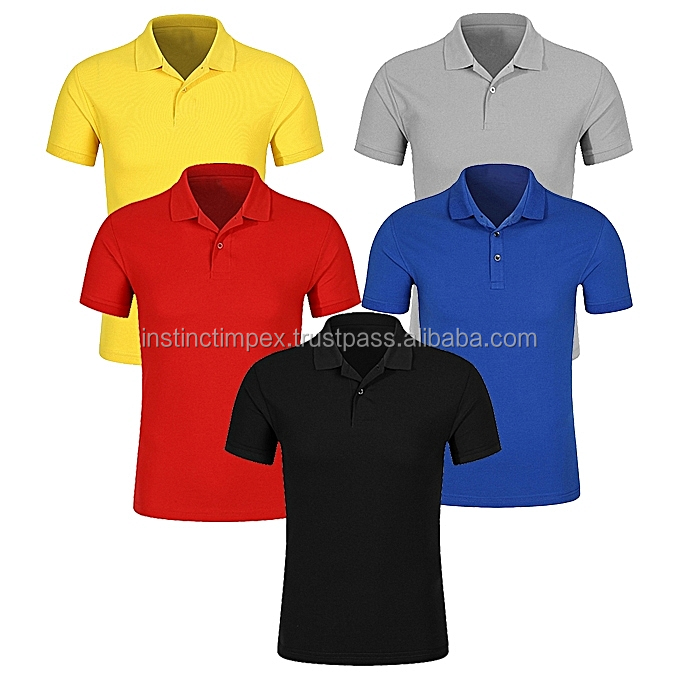 New Summer Polo T Shirts