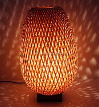 Buy Pour Hauteur Maison Nuit Lanternes Fait Main Chevet Décoration De 40 Lampe lampe Bambou À La Table Bambou lampe lampe Le En Cm mO0wvN8ny