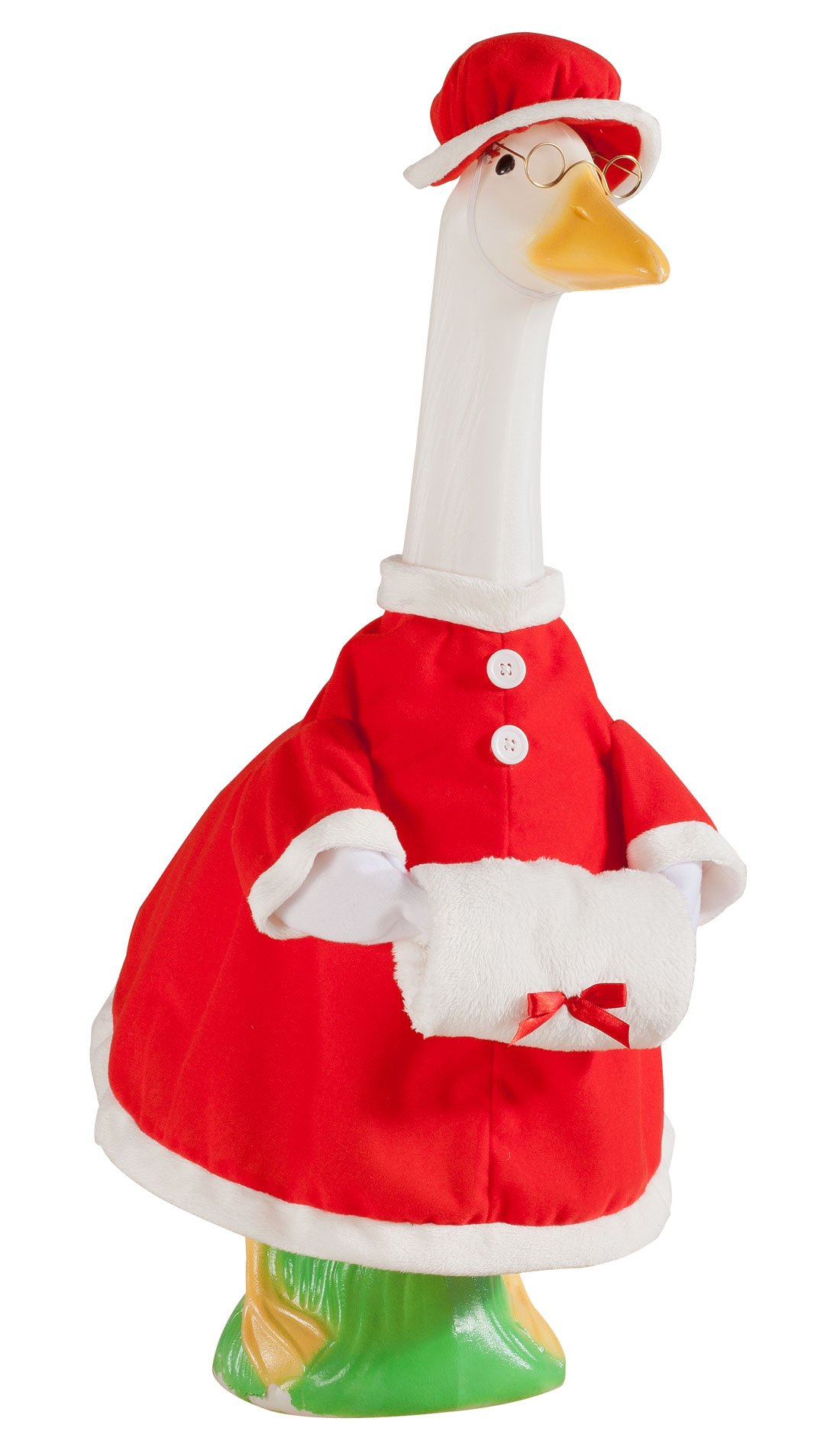 2da8e806d29 Get Quotations · Miles Kimball Mrs. Claus Goose Outfit