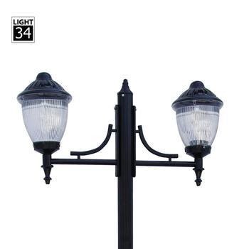 Cast Aluminum Exterior Lamp Post Polycarbonate Armature Street Lighting Pol Decorative Garden Lighting Pole Buy Tiang Lampu Tiang Lampu Jalan Tiang Lampu Product On Alibaba Com