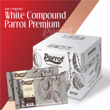 Best Selling Chocolate Compound - White Compound Parrot Premium