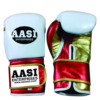 Customized Fighter Boxing Gloves With Name and Brand Logo Shine Color in High quality