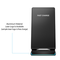 Quick Qi Wireless Magnetic Cell Phone Travel Charger Pad Mobile Phones Portable Chargers Power Banks Fast