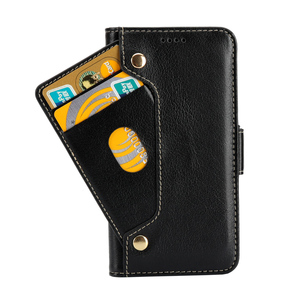 Highly valued wallet flip leather case mobile phone protection case for iPhone XS Max