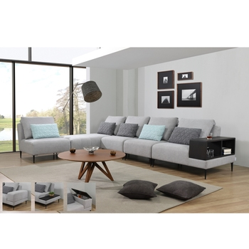 Soofie Modern Modular Shape Sofa With Cabinet Living Room Furniture  Malaysia - Buy Sofa,Modular Sofa,Furniture Living Room Product on  Alibaba.com