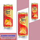 Natural Bird's Nest Jujube Flavour Drink in Aluminium can 200ml JOJONAVI beverage brands