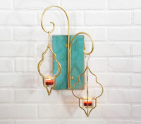 Bohemian, Boho Decor, Boho Chic,Candle Holder,Living Room,Bedroom Decor,Wall Sconce,Wall Lantern