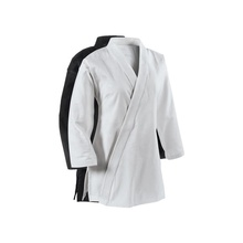 10 Oz. Vrouwen Middleweight Extended Lengte Traditionele Jas Karate Uniform, MMA Uniform-MAU-0009