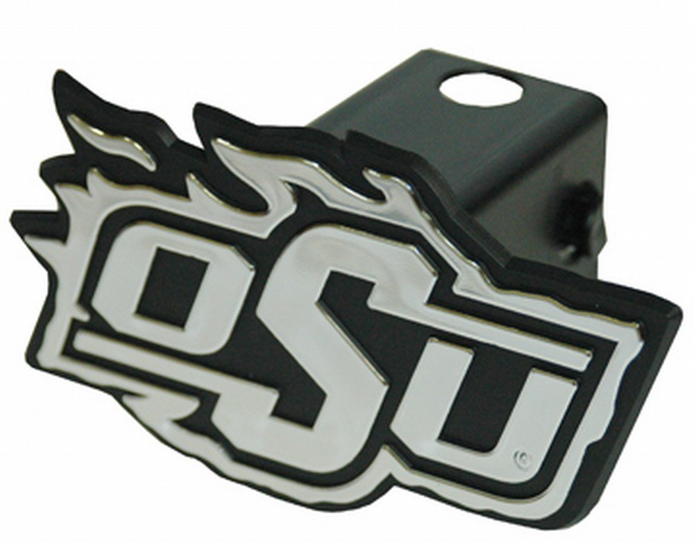 NCAA Oklahoma State Cowboys Car Trailer Hitch Cover