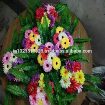 Real Touch Whole Wedding Decoration Decorating Arrangements Artificial Flower India