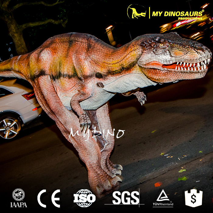 MY Dino CP-51 Animatronic Dinosaur Costume With Light And Sound For Sale
