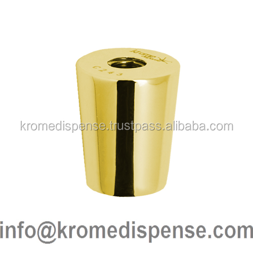 Faucet Handle Ferrule PVD Coated