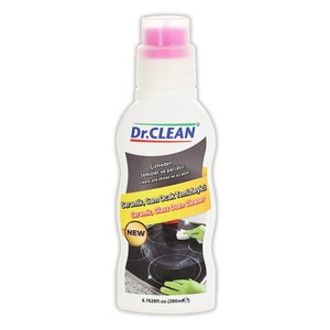 SPECIAL CLEANING PRODUCTS | Ceramic, Glass Oven Cleaner