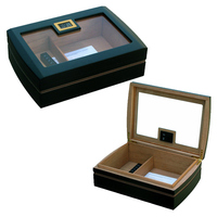 Humidor with glass top, model: 0545