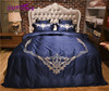 China Wholesale comforter set King/Queen size bedding set luxury