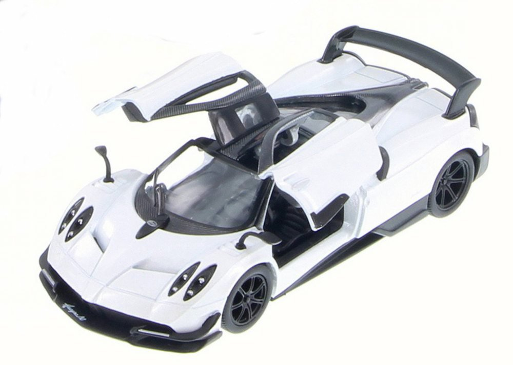 Get Quotations Kinsmart 2016 Pagani Huayra Bc White 5400d 1 38 Scale Cast Model Toy