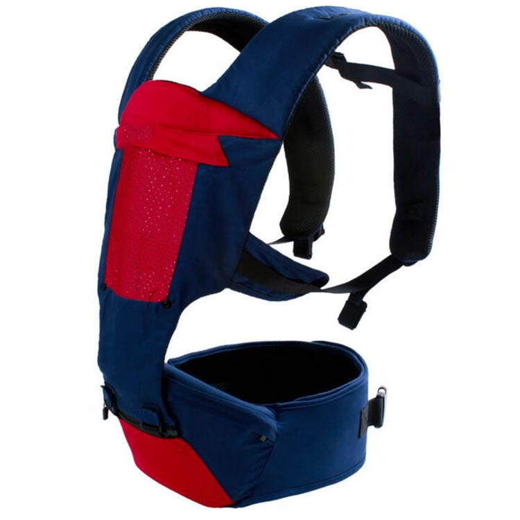 Amazon Hot Selling Cotton 3 in 1 Baby Waist Stool Baby Carrier Hipseat Baby Carrier