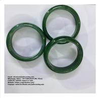 Jade Bangle for lucky with best price, Nephrite jade