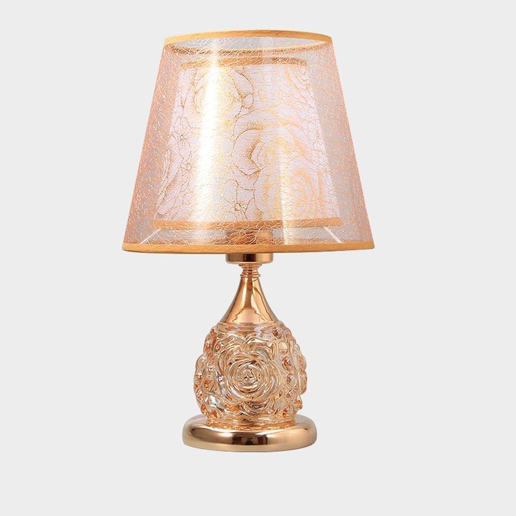 WENBO HOME- Table Lamp Bedroom Bedside Lamp Modern Minimalist Lamp Creative Warm Bedroom Decoration Lamp -Desktop lamp