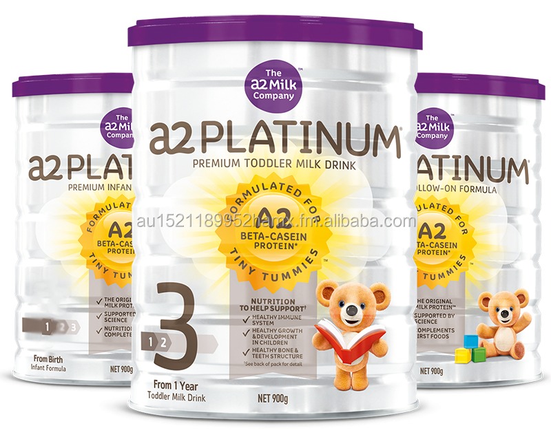 A2 Platinum Premium Toddler Formula Milk Drink From 1 Year Stage 3 Buy A2 Stage 3 Baby Formula Product On Alibaba Com