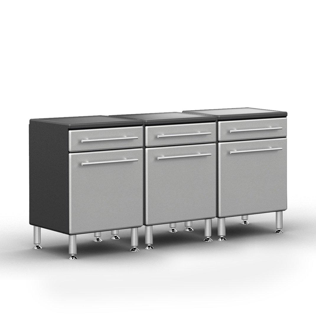 Ulti-MATE Garage PRO 1-Drawer 1-Door Base Cabinet Package