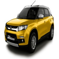 THE NEW VITARA BREZZA COMPACT SUV