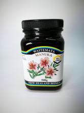 New Zealand Waitemata Active Manuka Honey UMF 20+ 500g