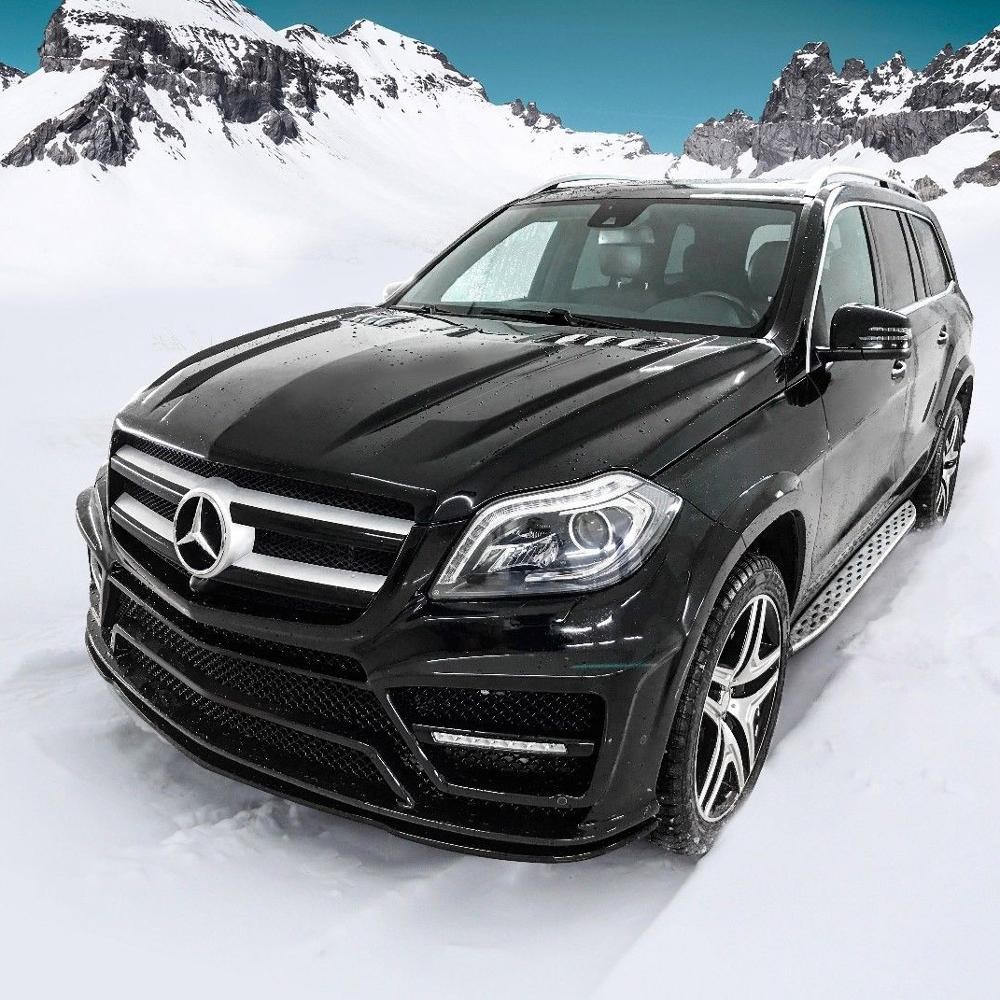 "Hood for Mercedes-Benz GL X166 2012-16 ""Renegade"""