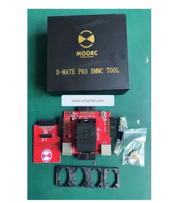 Moorc E-mate Pro Emmc Tool Allows You To Read And Write Directly From/to  Emmc Chips  - Buy E-mate Pro Emmc Tool,E-mate Box For Smartphone,E-mate Box