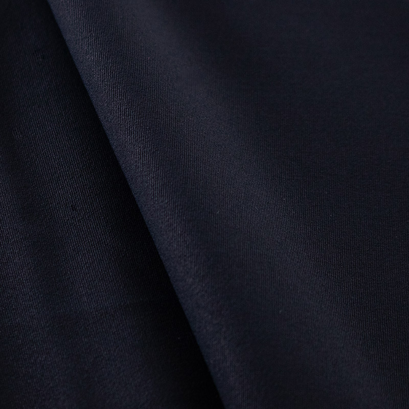 CPS018-1 Black Weft Knitted Moisture-Wicking And Quick Dry TACTEL Fabrics
