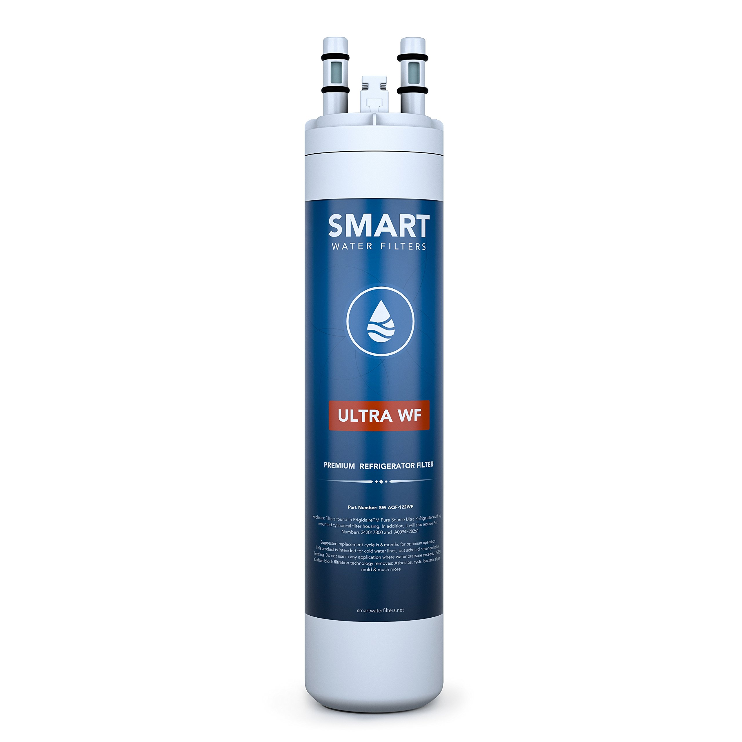 Premium Smart Ultrawf Frigidaire Water Filter Replacement For Kenmore 46 9999 Side By And Puresource Fghc2331pf 242017800 242017801 Ps2364646