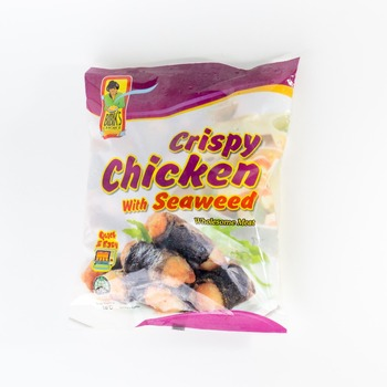 Wholesale Singapore Food Crispy Chicken with Seaweed