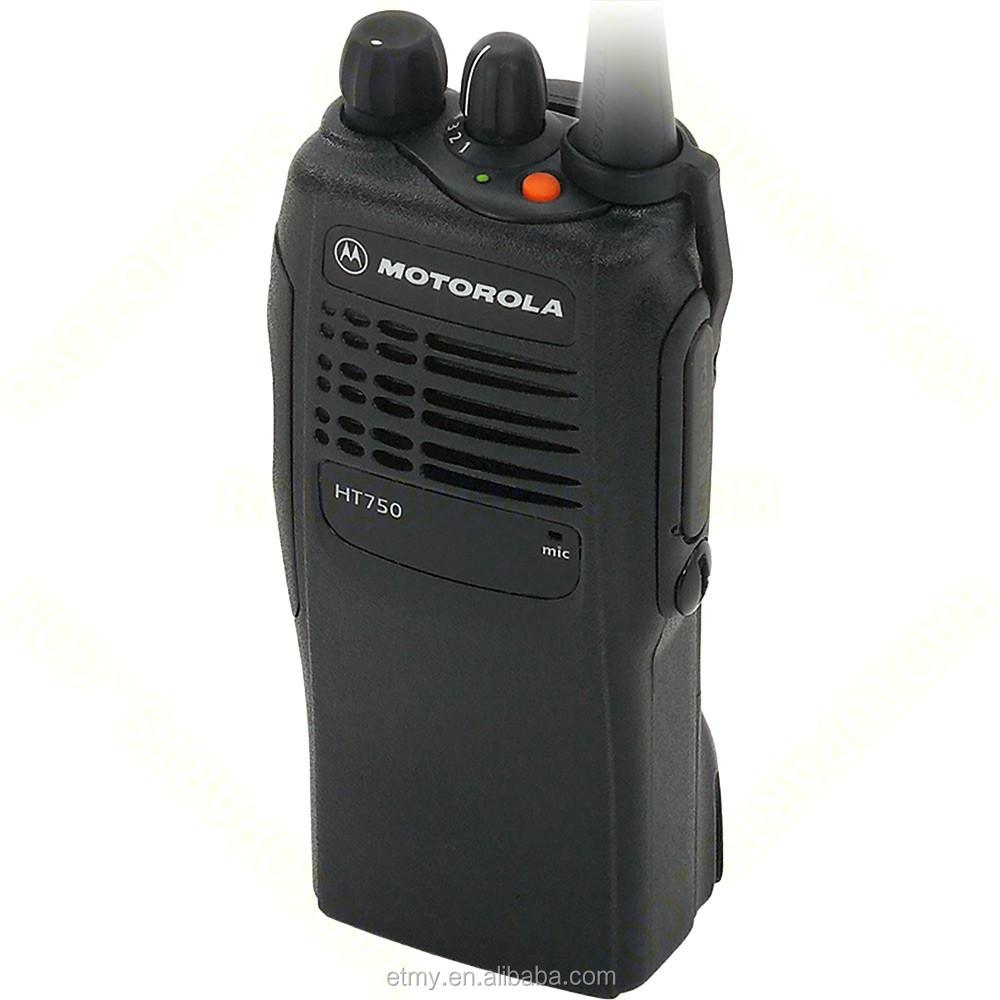 Wholesale Walkie Talkie Motorola Handheld Vhf Uhf Radio Ht750 - Buy Vhf Uhf  Handy Radio,Waterproof Vhf Uhf Handheld Radio,Military Vhf Uhf Radio