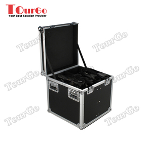 Tourgo Utility Trunk Cable Flight Case DJ PA Staging audio lighting equipment case