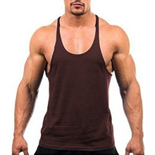 Gym wear Singlet/<span class=keywords><strong>Stringer</strong></span>/Tank top